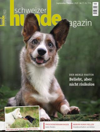 Schweizer Hunde Magazin 7/21