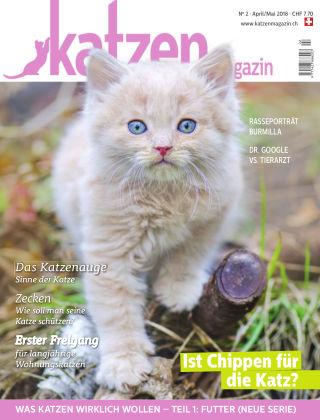 Katzen Magazin 2/18