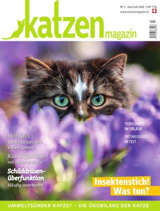 Katzen Magazin 3/18