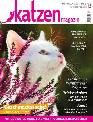 Katzen Magazin 5/18
