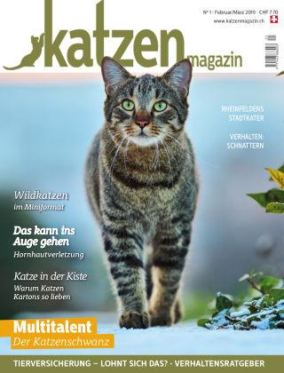 Katzen Magazin 1/19