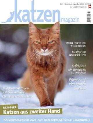 Katzen Magazin 6/20