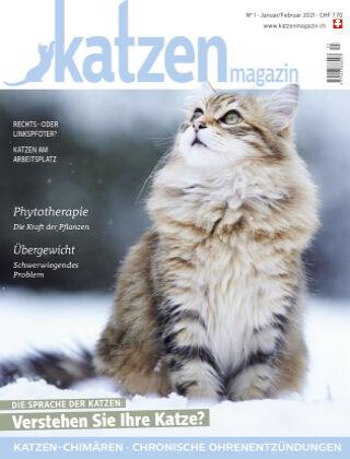 Katzen Magazin 1/21