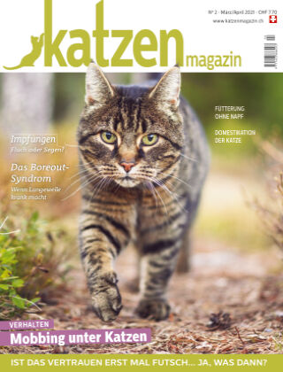 Katzen Magazin 2/21