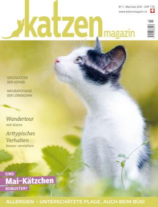 Katzen Magazin 3/21