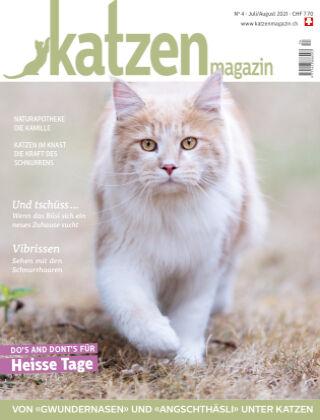 Katzen Magazin 4/21