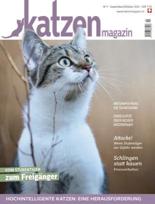 Katzen Magazin 5/21