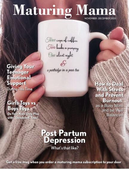 Maturing Mama Magazine December 23, 2020 00:00