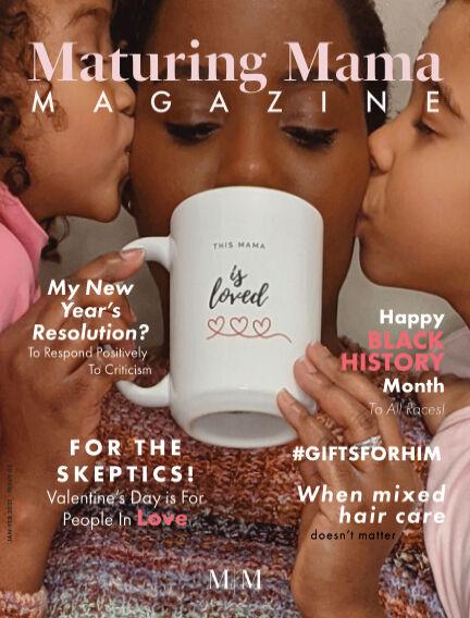 Maturing Mama Magazine