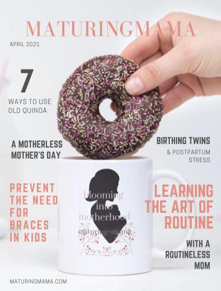 Maturing Mama Magazine March 18, 2021 00:00