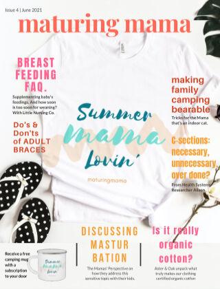 Maturing Mama Magazine 4