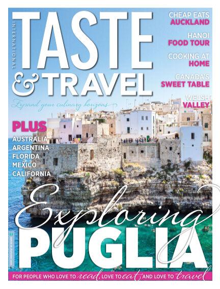 Taste&Travel Magazine October 01, 2020 00:00