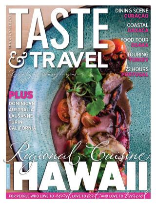 Taste&Travel Magazine Summer 2020