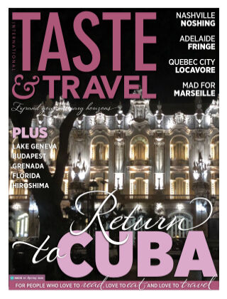 Taste&Travel Magazine Spring 2020