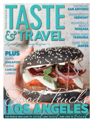 Taste&Travel Magazine Winter 2021