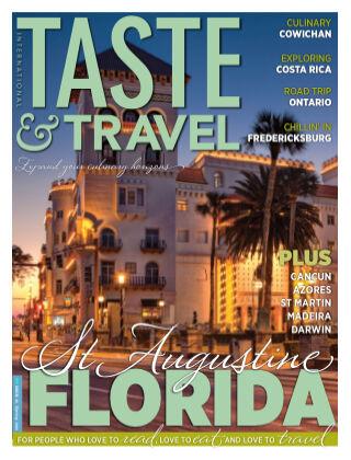 Taste&Travel Magazine Spring 2021