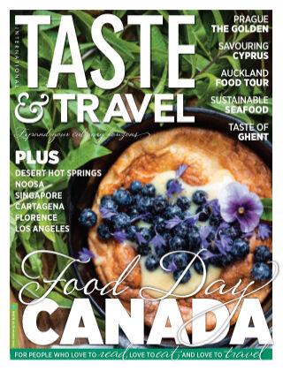 Taste&Travel Magazine Summer 2021