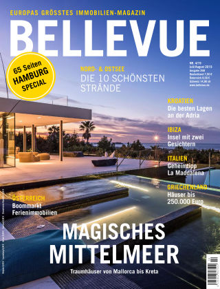 BELLEVUE 4/19 (Ausgabe 268)