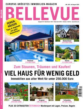 BELLEVUE 4/20 (Ausgabe 274)