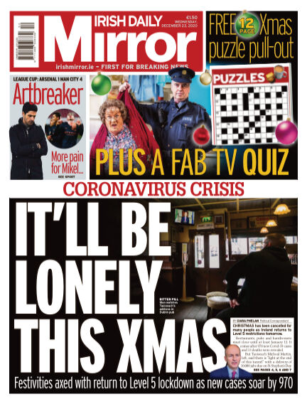 Irish Daily Mirror December 23, 2020 00:00