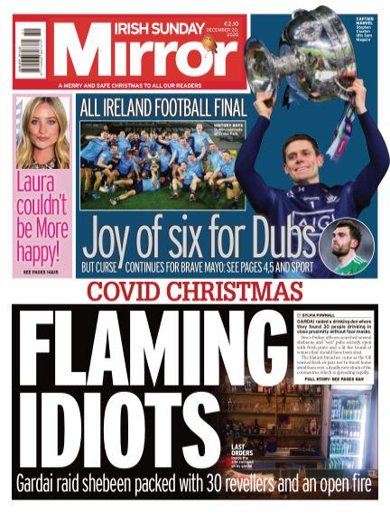 Irish Sunday Mirror December 20, 2020 00:00