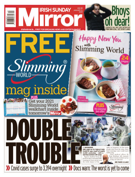 Irish Sunday Mirror January 03, 2021 00:00
