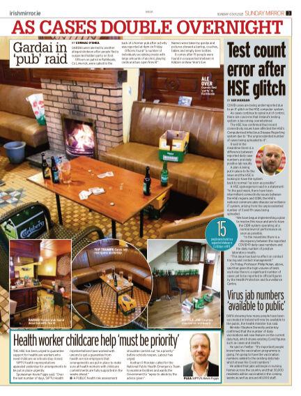 Irish Sunday Mirror January 03, 2021 00:00
