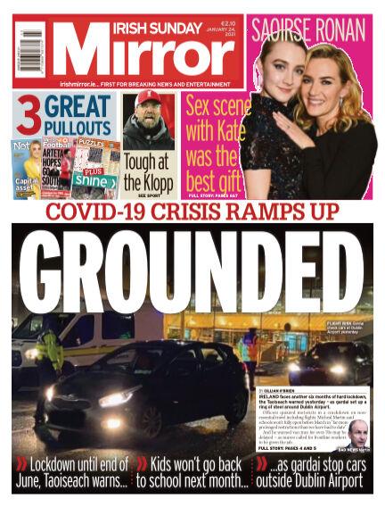 Irish Sunday Mirror January 24, 2021 00:00