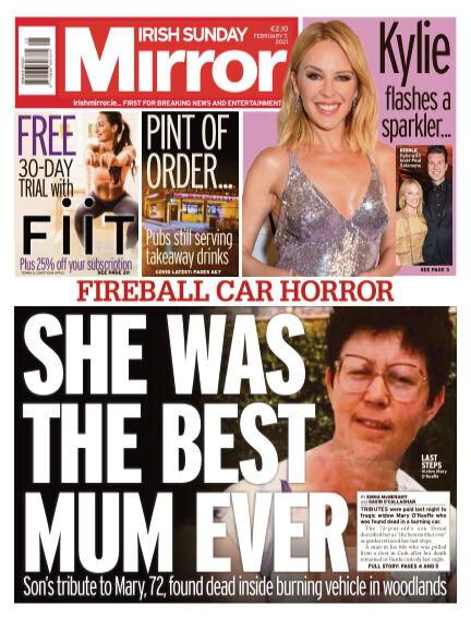Irish Sunday Mirror February 07, 2021 00:00
