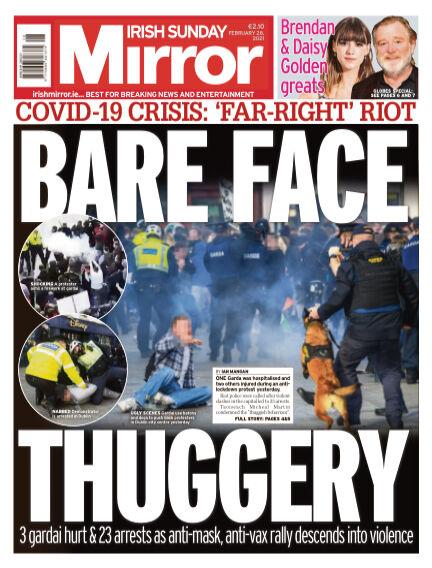 Irish Sunday Mirror February 28, 2021 00:00