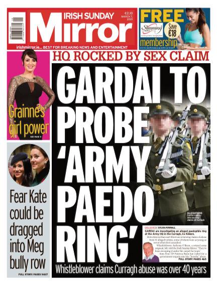 Irish Sunday Mirror March 07, 2021 00:00