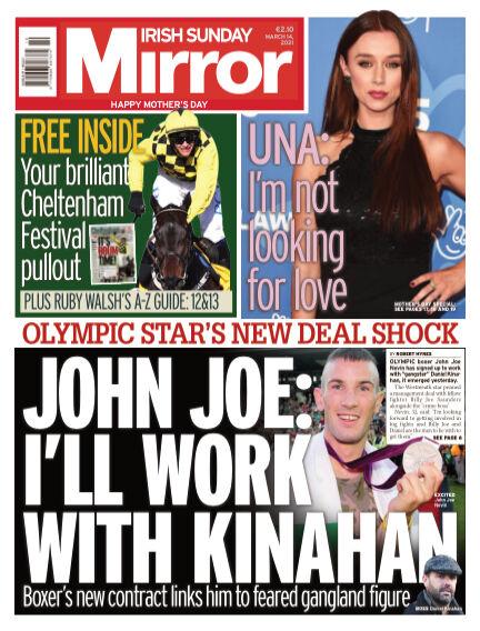 Irish Sunday Mirror March 14, 2021 00:00