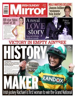 Irish Sunday Mirror