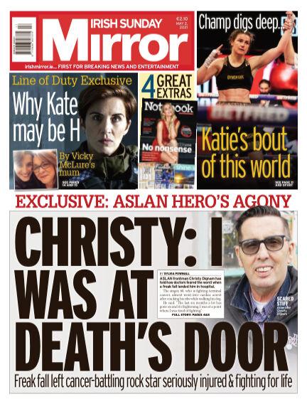 Irish Sunday Mirror May 02, 2021 00:00
