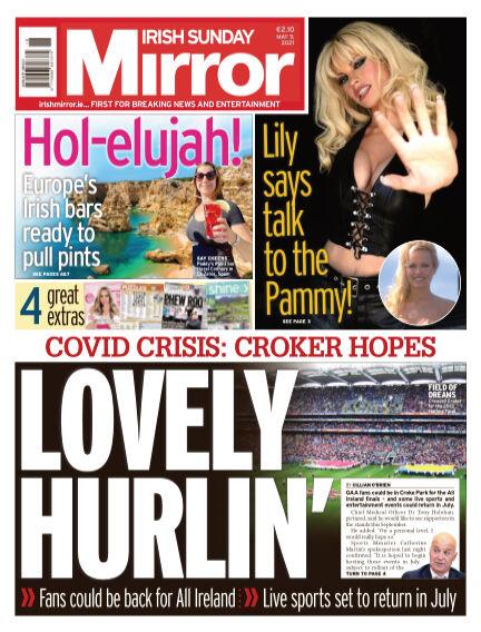Irish Sunday Mirror May 09, 2021 00:00