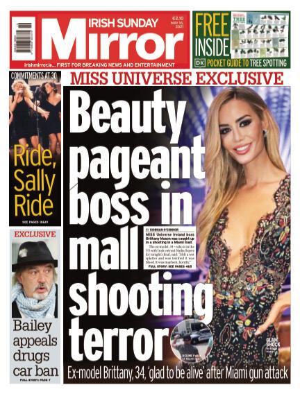 Irish Sunday Mirror May 16, 2021 00:00