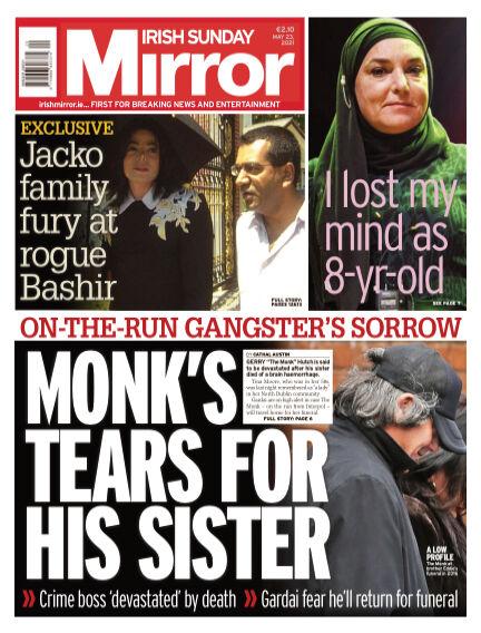 Irish Sunday Mirror May 23, 2021 00:00
