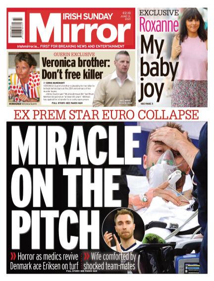 Irish Sunday Mirror June 13, 2021 00:00