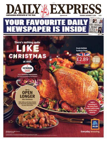 Daily Express (Irish) December 17, 2020 00:00