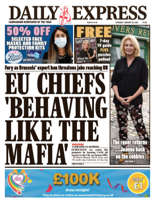 Daily Express (Irish)