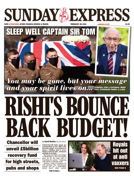 Sunday Express (Irish) February 28, 2021 00:00
