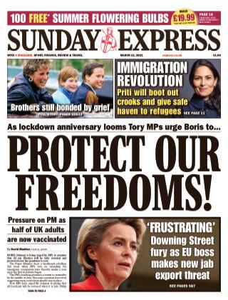 Sunday Express (Irish)