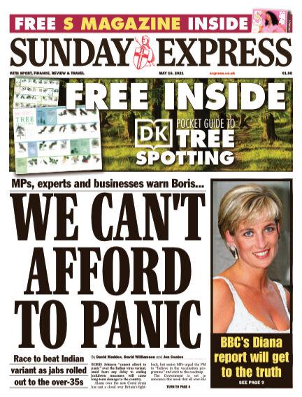 Sunday Express (Irish) May 16, 2021 00:00