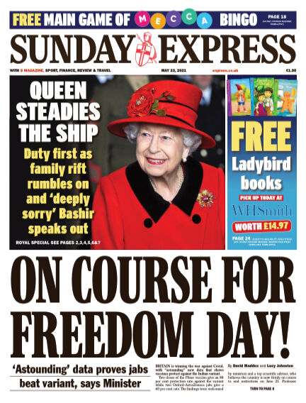Sunday Express (Irish) May 23, 2021 00:00