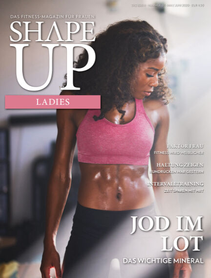 shape UP Ladies April 24, 2020 00:00