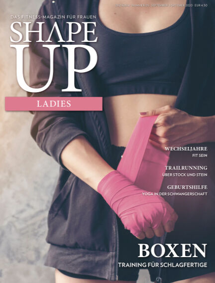 shape UP Ladies August 24, 2020 00:00