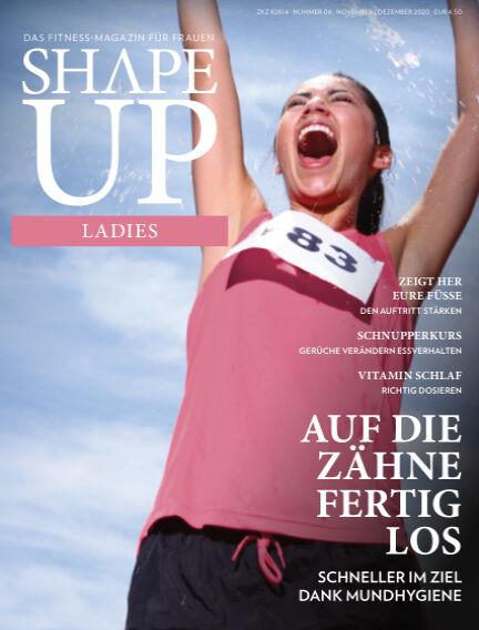 shape UP Ladies October 23, 2020 00:00
