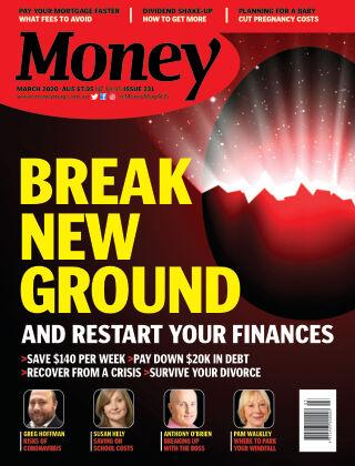 Money Magazine Australia March 2020