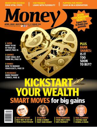 Money Magazine Australia April 2020
