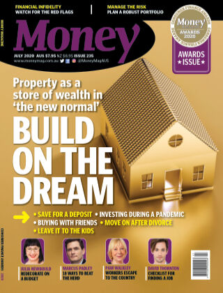 Money Magazine Australia July 2020